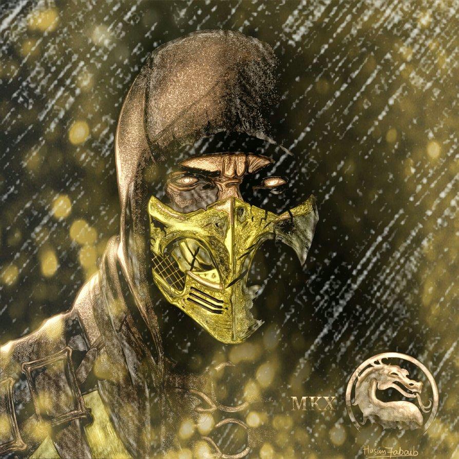 Scorpion MKX by Husam7abaib 894x894