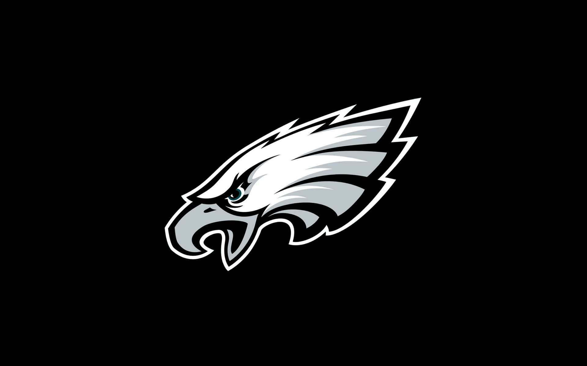 Philadelphia Eagles Logo Group with 68 items 1920x1200