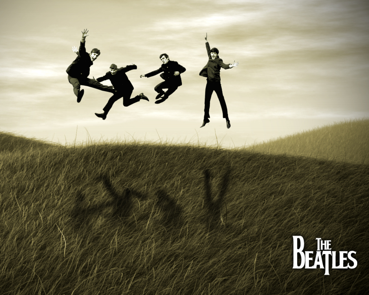 the Beatles Wallpaper   Classic Rock Wallpaper 20539042 1280x1024