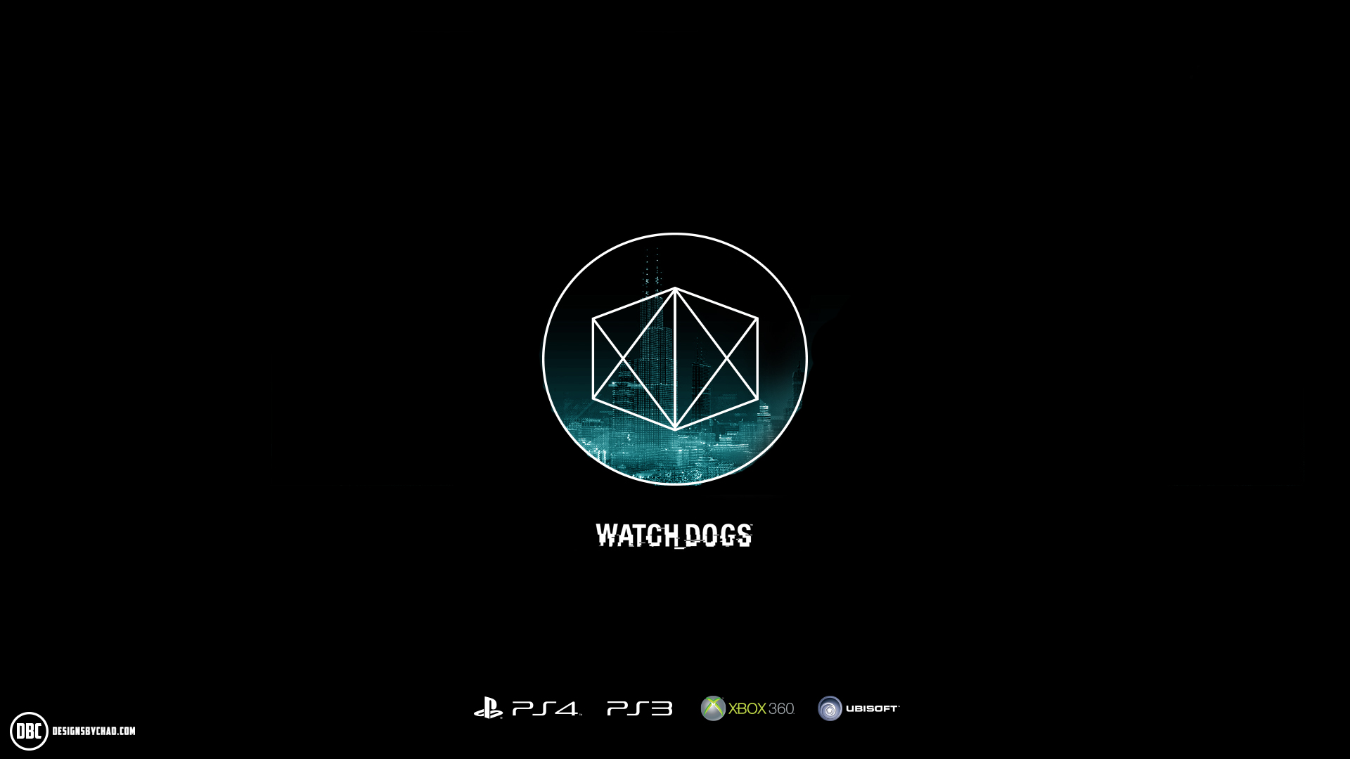 watch dogs fox logo wallpaper - photo #16