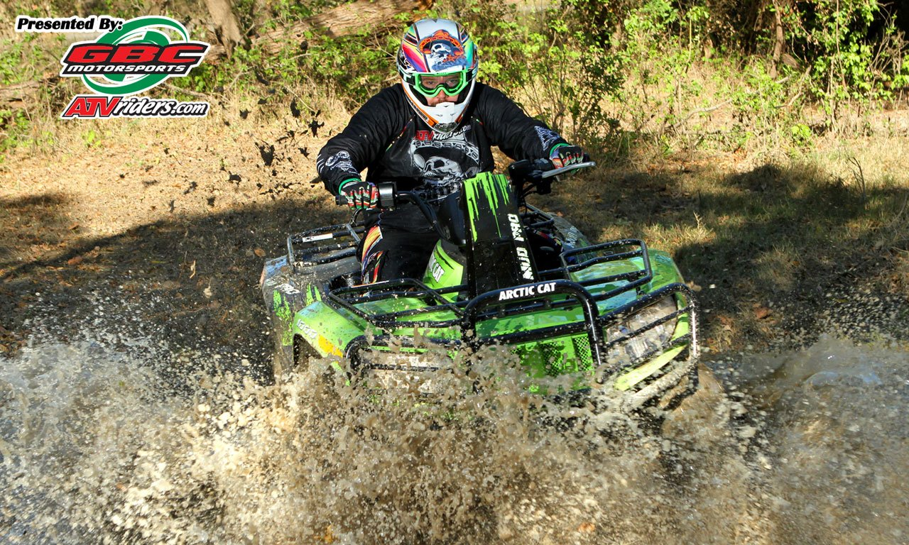 Arctic Cat Mud Pro 1000 4x4 Utility ATV Mud   Wednesday Wallpapers 1280x768