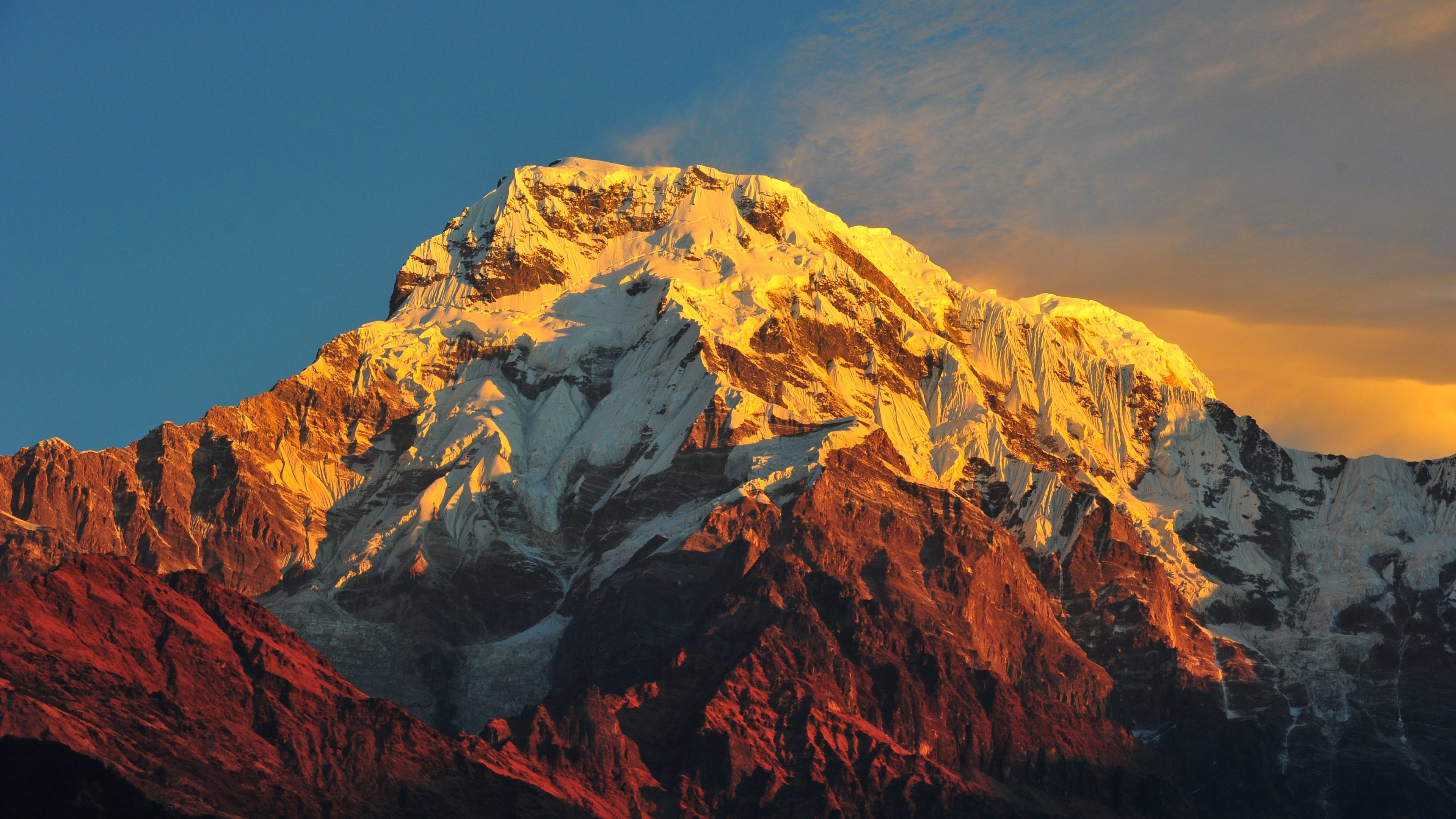 Mount Everest Wallpapers and Background Images   stmednet 3840x2160