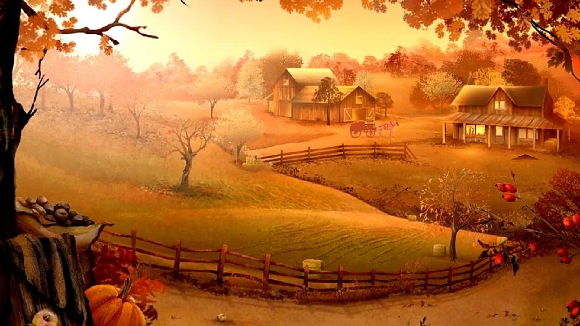 High Resolution Fall Wallpaper: Beautiful Autumn HD Wallpapers 1920x1080
