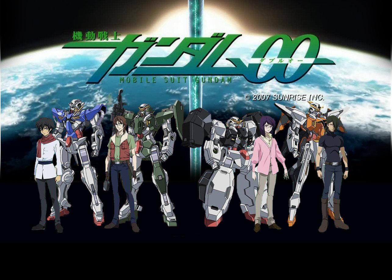 Gundam 00 S2 Wallpaper Gundam00 wallp 1286x920