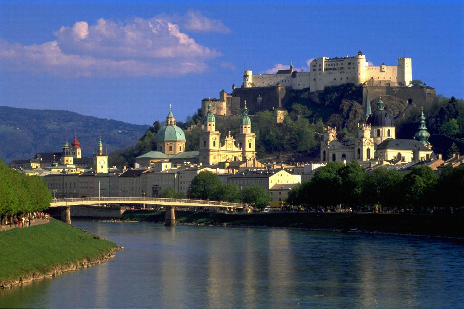 Salzburg Wallpapers and Background Images   stmednet 1800x1200