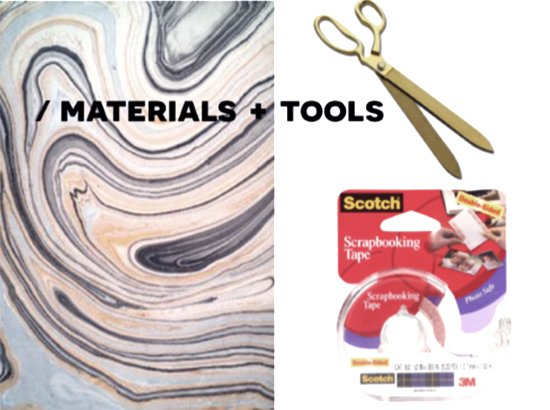 Tools for DIY Home Decor How To Make Your Own Removable Wallpaper 550x410