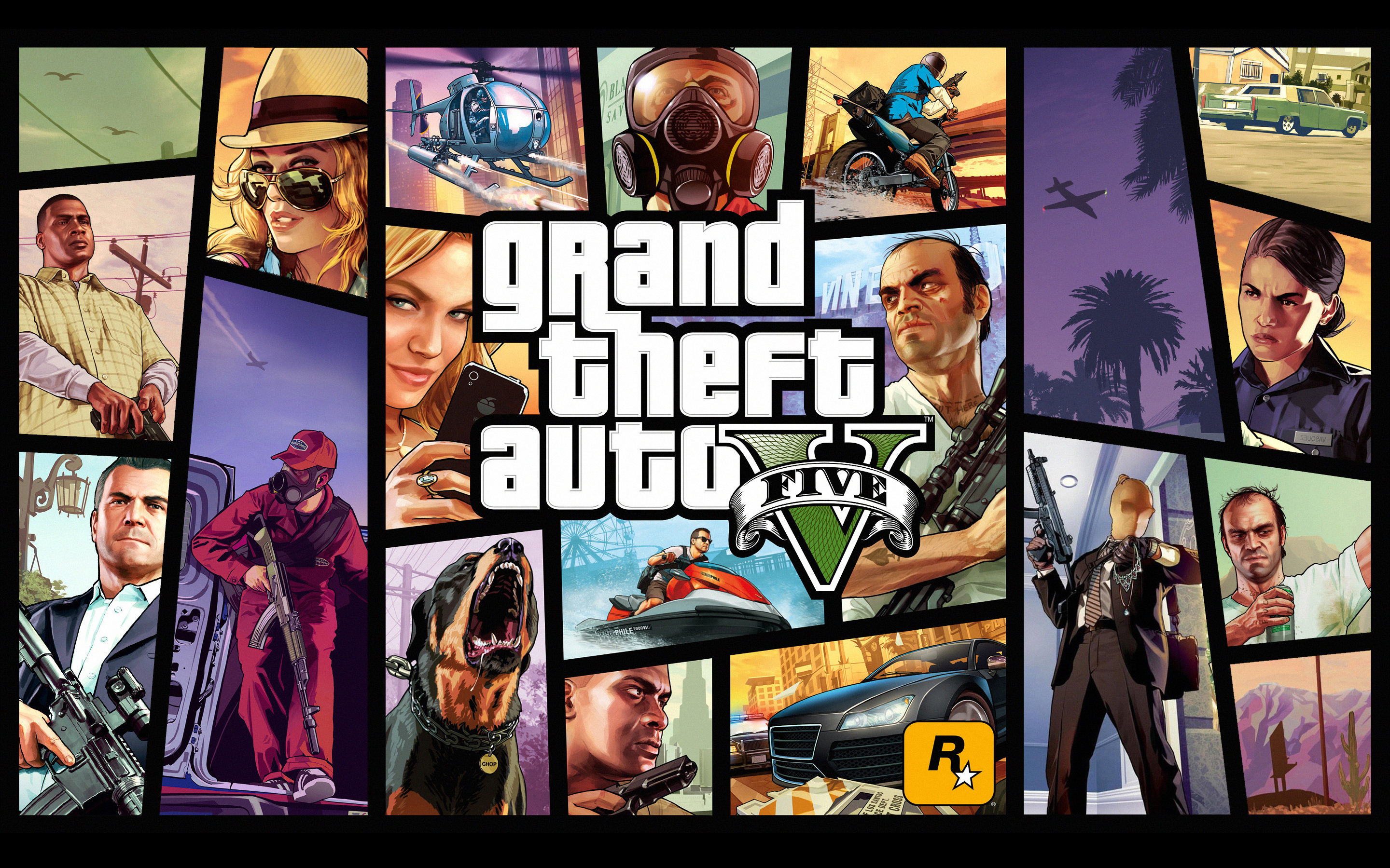 Gta 5 Wallpapers Pictures Images 2880x1800