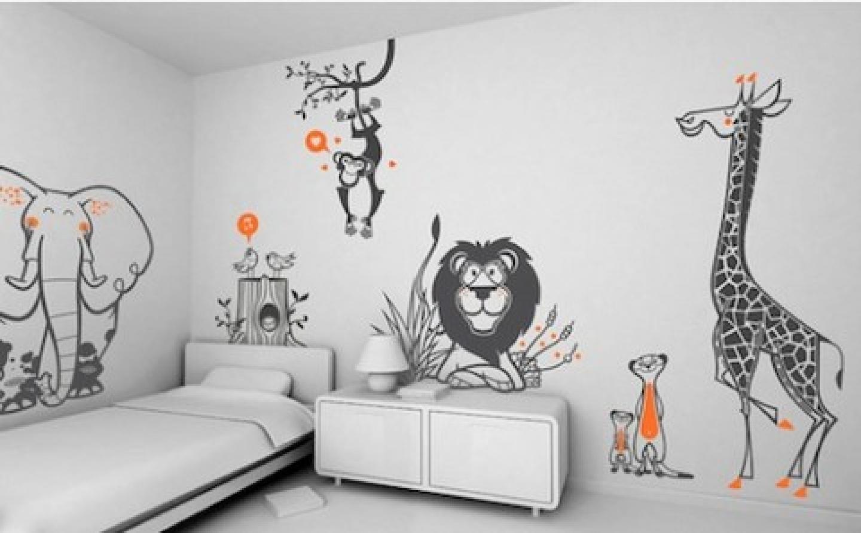 Minimalist Kids Bedroom Wallpaper Ideas   1440x891 iWallHD   Wallpaper 1440x891