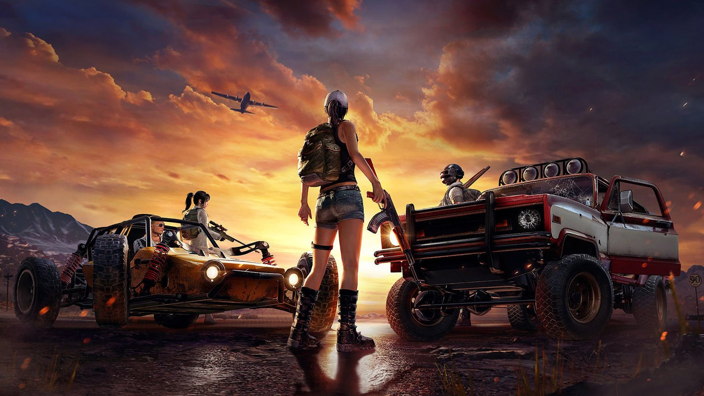 Top 13 PUBG Wallpapers in Full HD for PC and Phone 1392x783