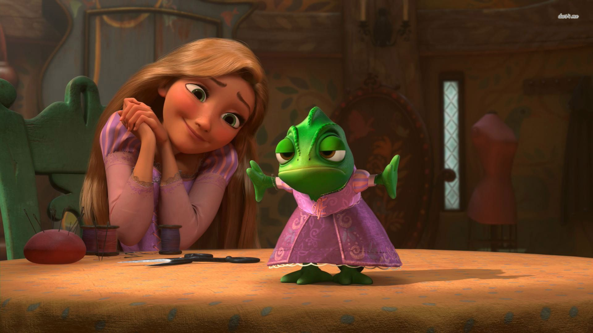 Pascal Rapunzel wallpapers HD   345413 1920x1080