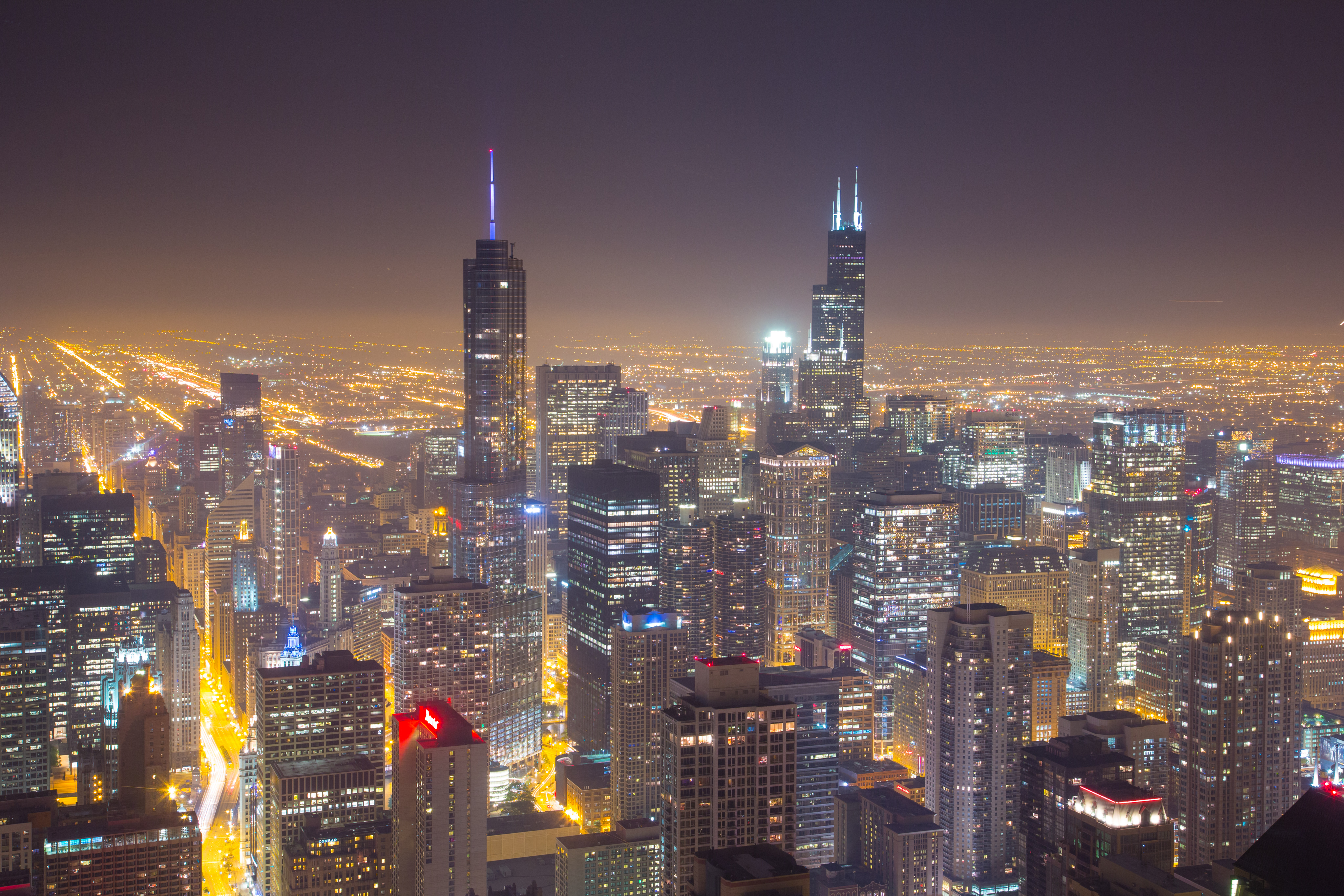 Free Download Iba Street Pictures 4k 5k Wallpaper Chicago Night