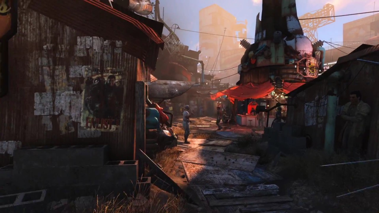 Fallout 4 Settlement Supply Lines   Tips Tricks Walkthroughs 1280x720
