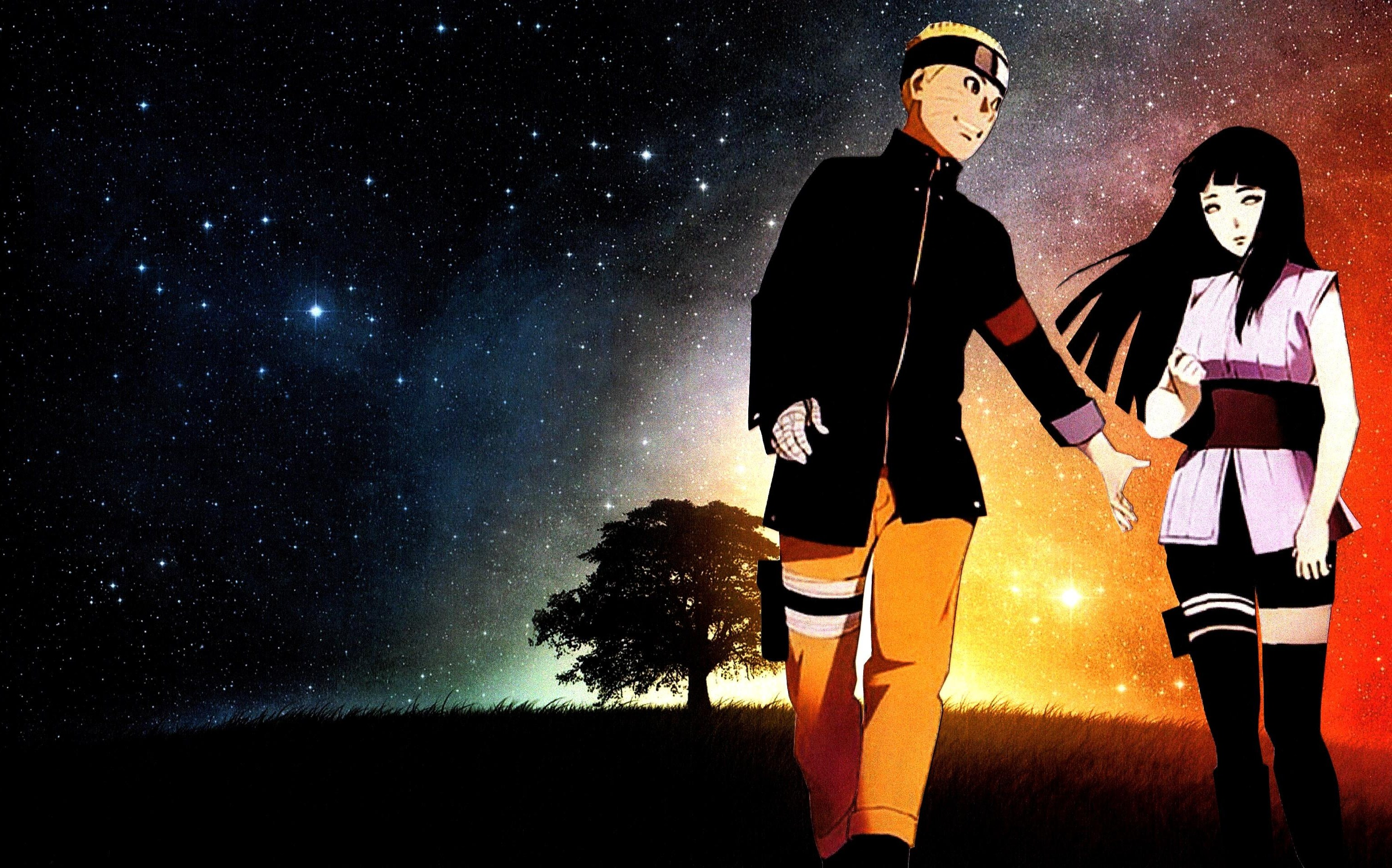 Naruto and Hinata The Last Wallpaper 5 by weissdrum 3077x1920