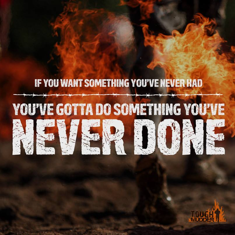 get it Its Tough Mudder Same concept though Want another fun 806x806