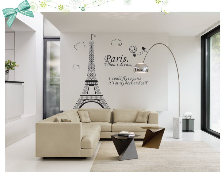 Eiffel Tower Wallpaper for Bedroom - WallpaperSafari  Eiffel Tower Wa...