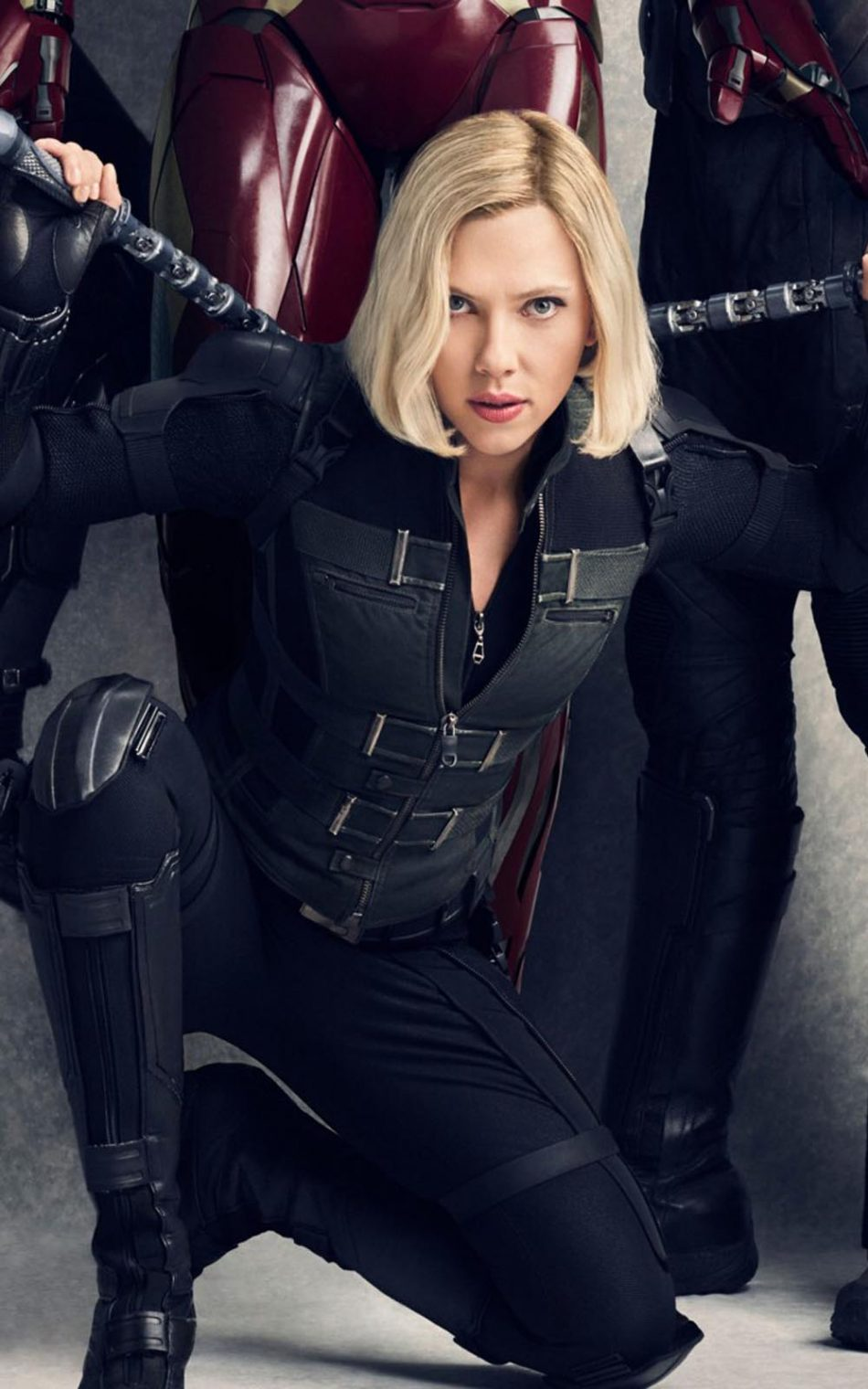 Download Scarlett Johansson In Avengers Infinity War Pure 4K 950x1520