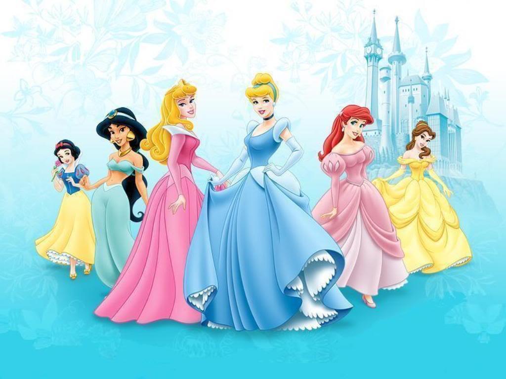 Disney Princess - Disney Princess Wallpaper (33693734 ...