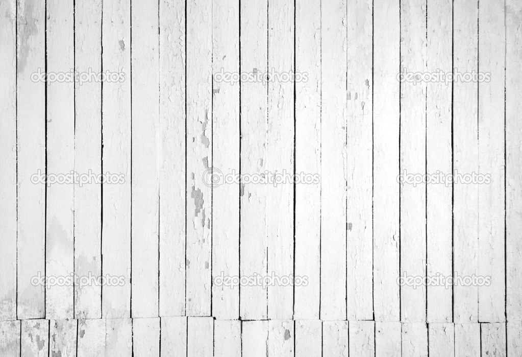 White Wood Background Wallpaper