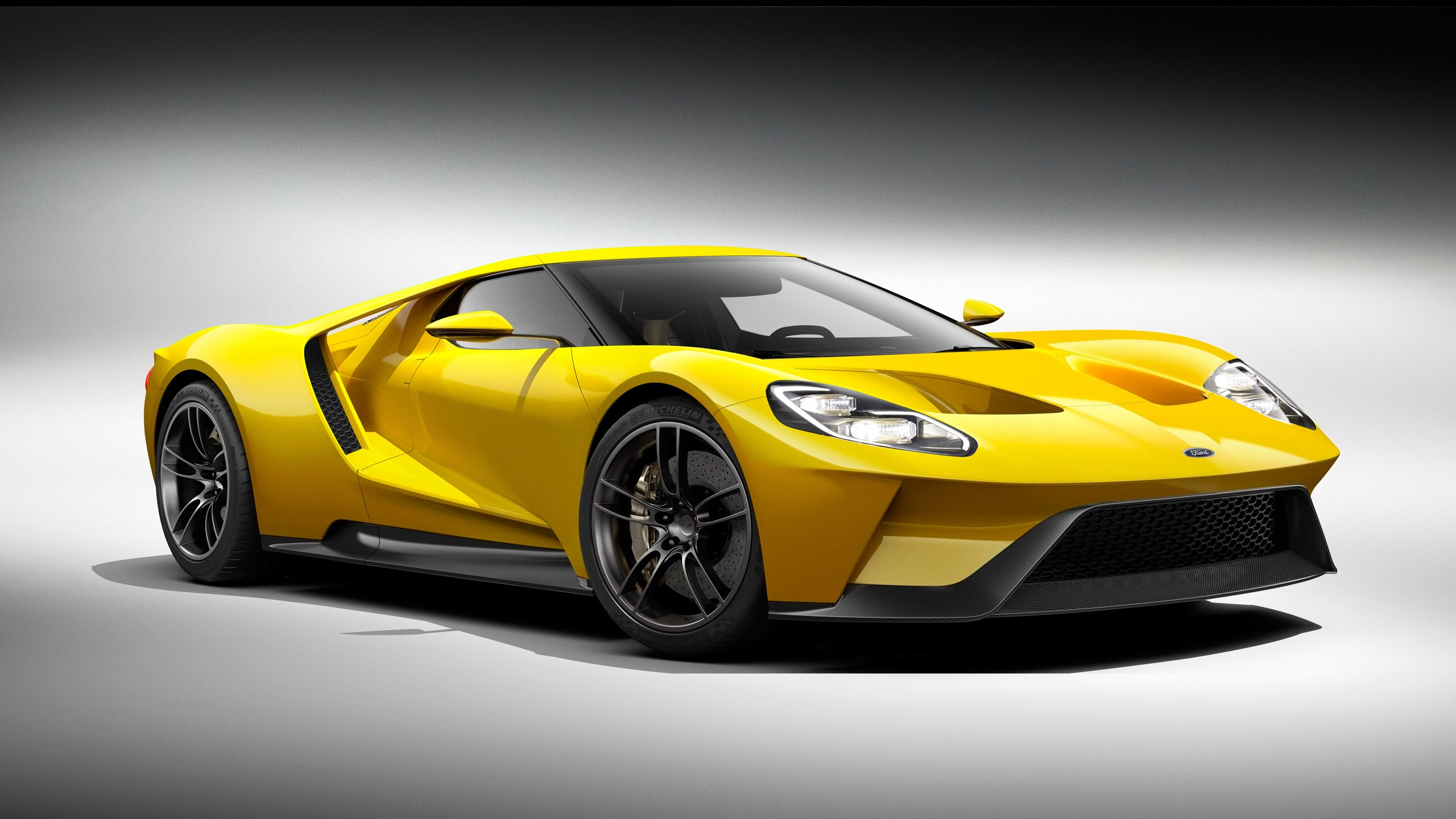 Ford GT 2016 Wallpaper HD Car Wallpapers 2560x1440