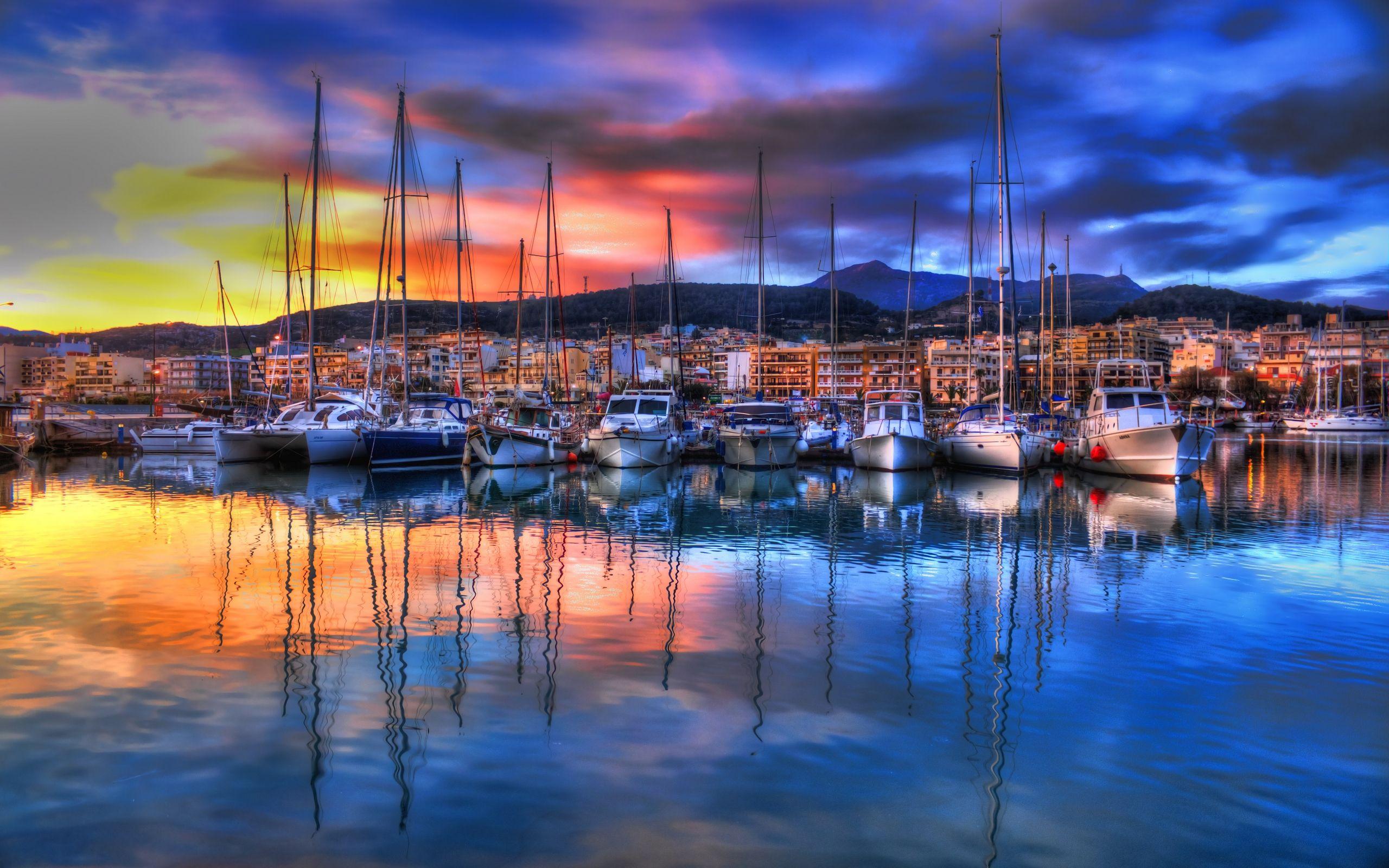 Crete Greece Breathtaking pics Crete greece Crete holiday 2560x1600