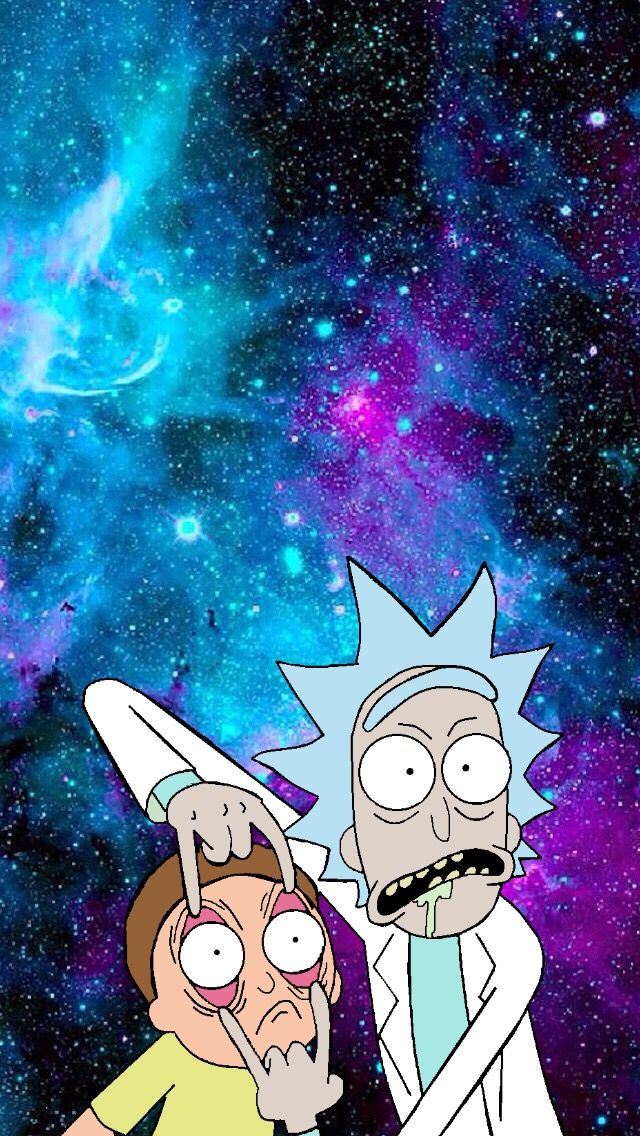Best 25 Rick and morty wallpaper ideas 640x1136