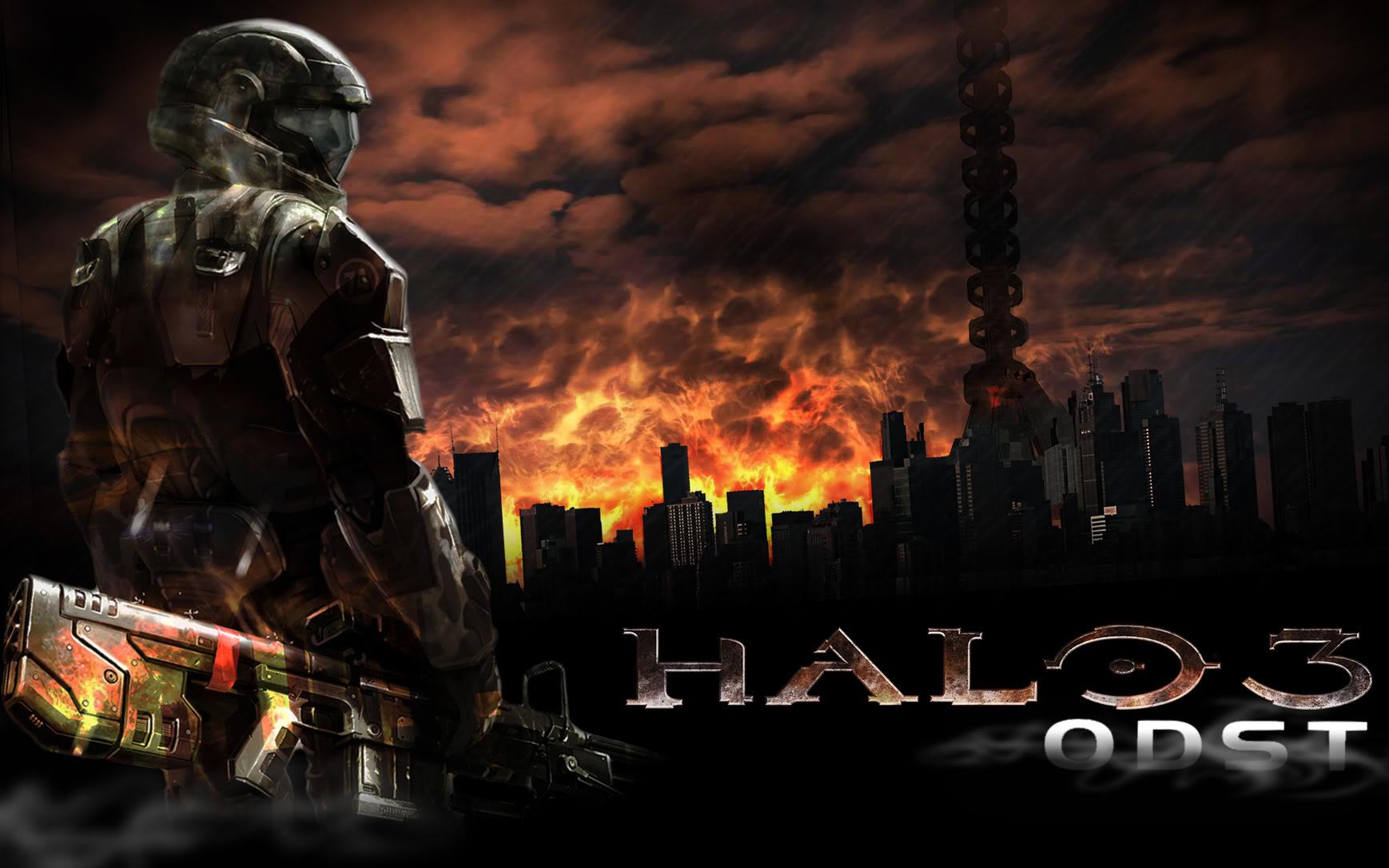 48 Halo 3 Background On Wallpapersafari
