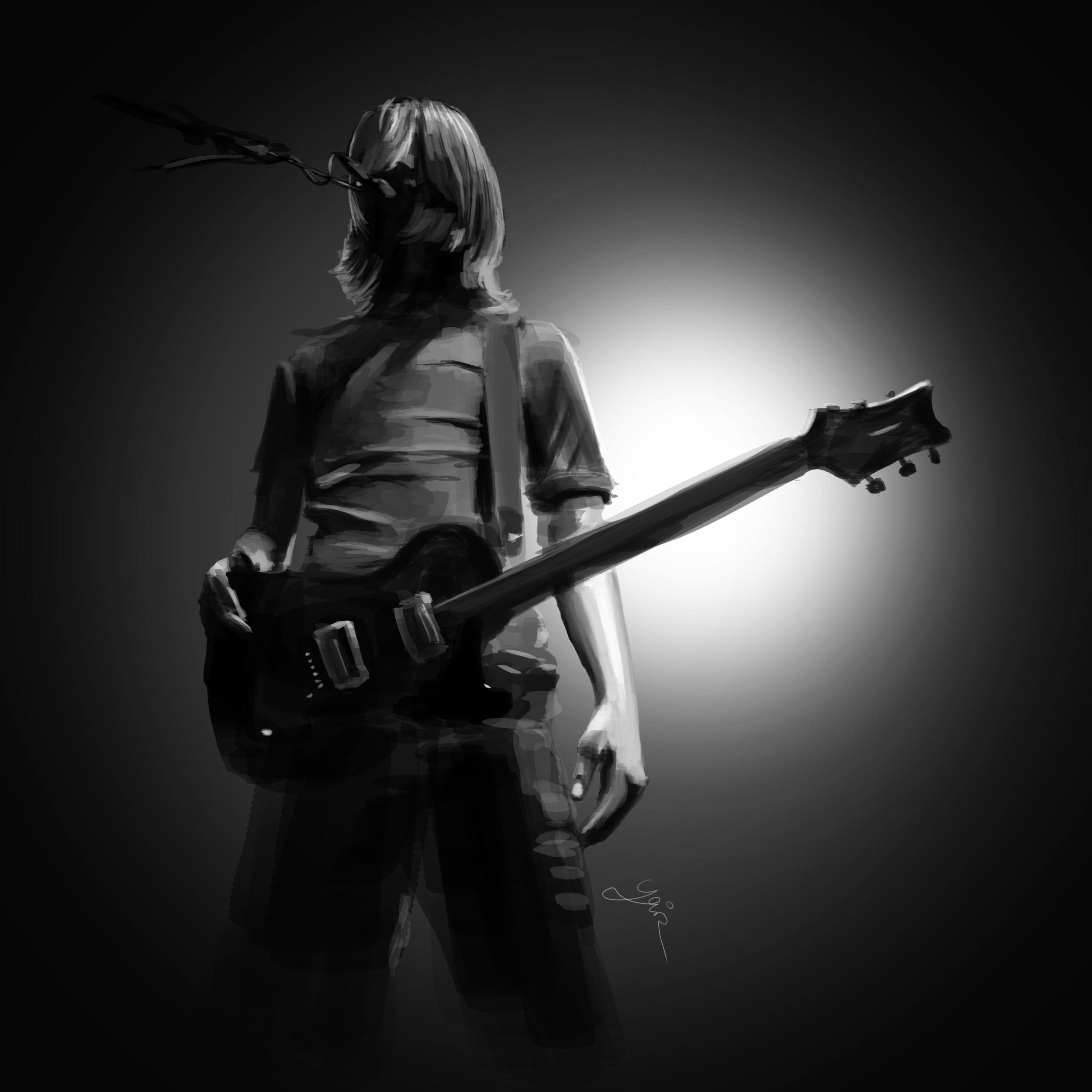 Steven Wilson by YairMor 2500x2500