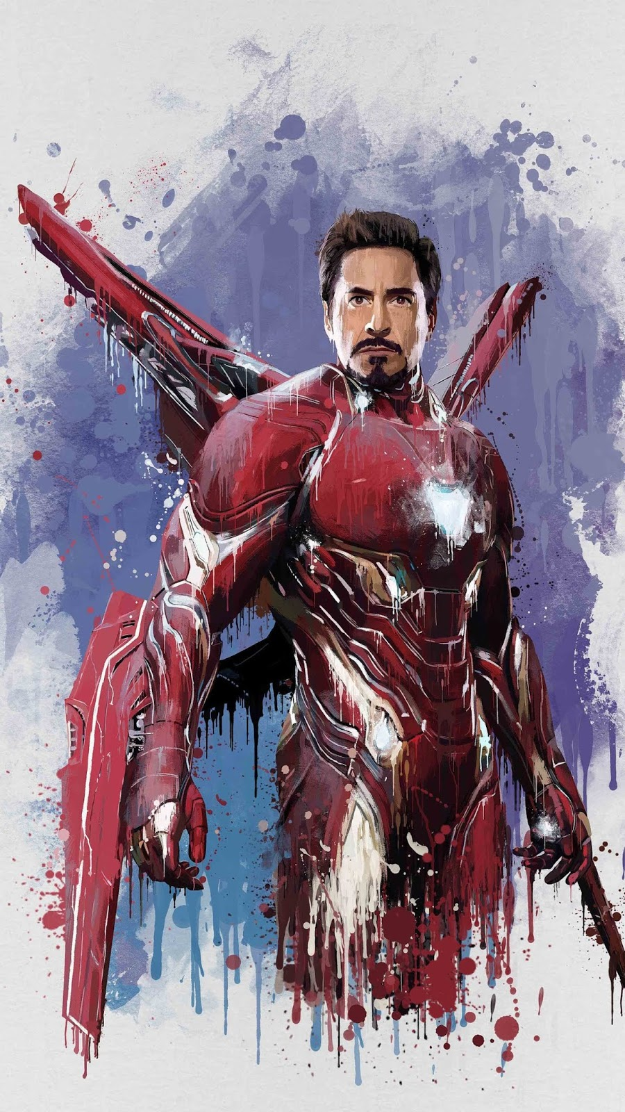 Free Download Iron Man Hd Wallpapers From Infinity War