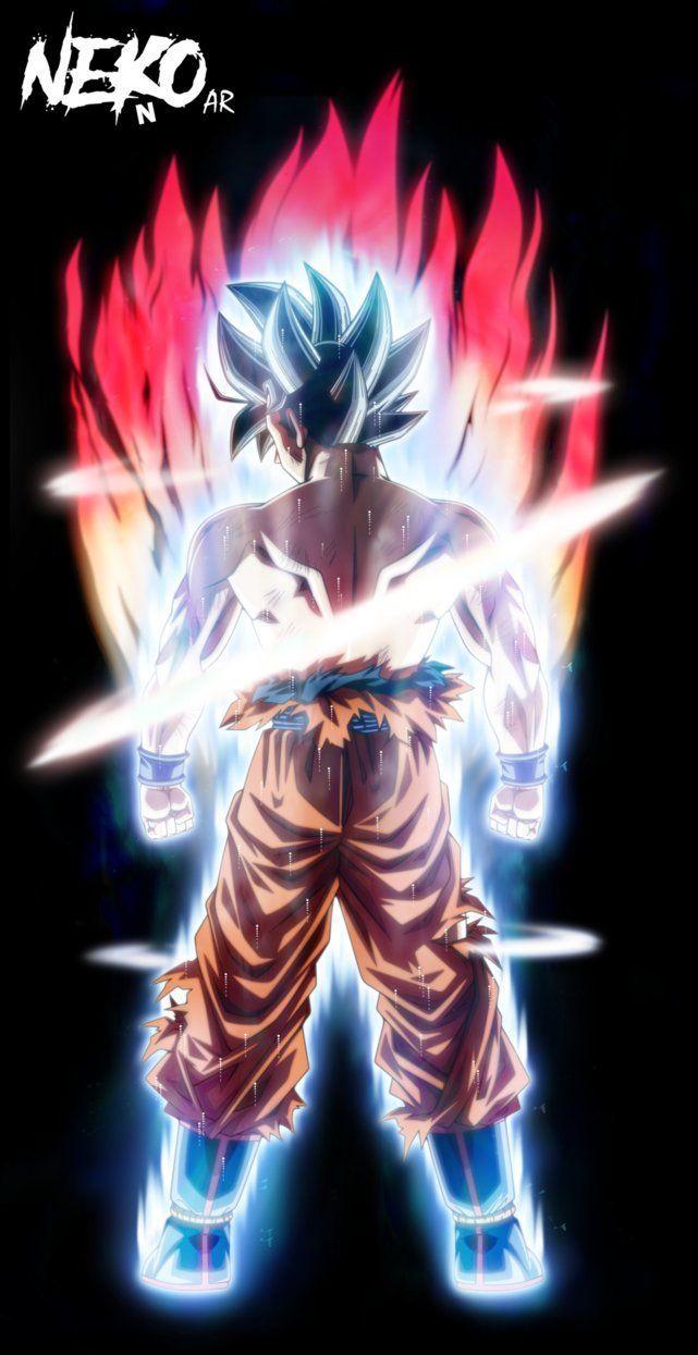 Goku Ultra Instinct Wallpapers 641x1245