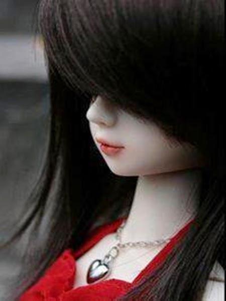 Most Cute Doll FB Profile Photo For Girls 2014 15 Cute PhotoZone 450x600