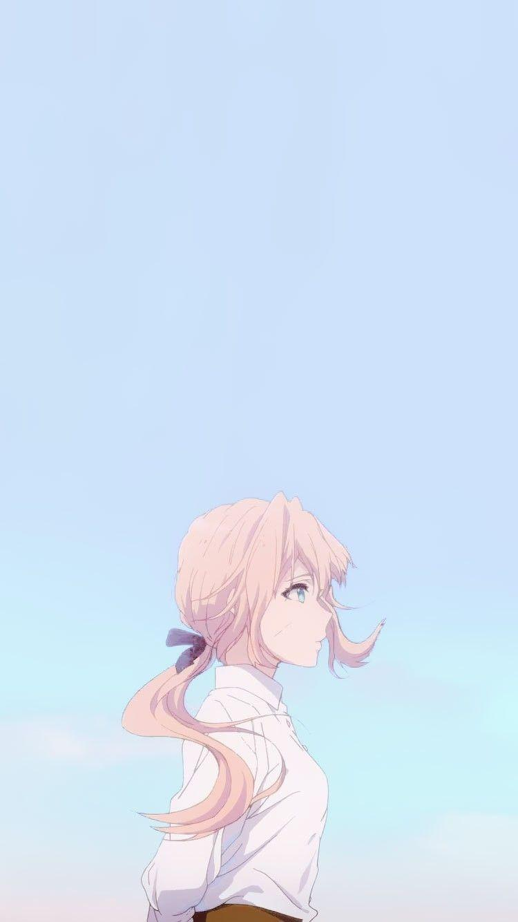 Anime Aesthetic Wallpapers 750x1334