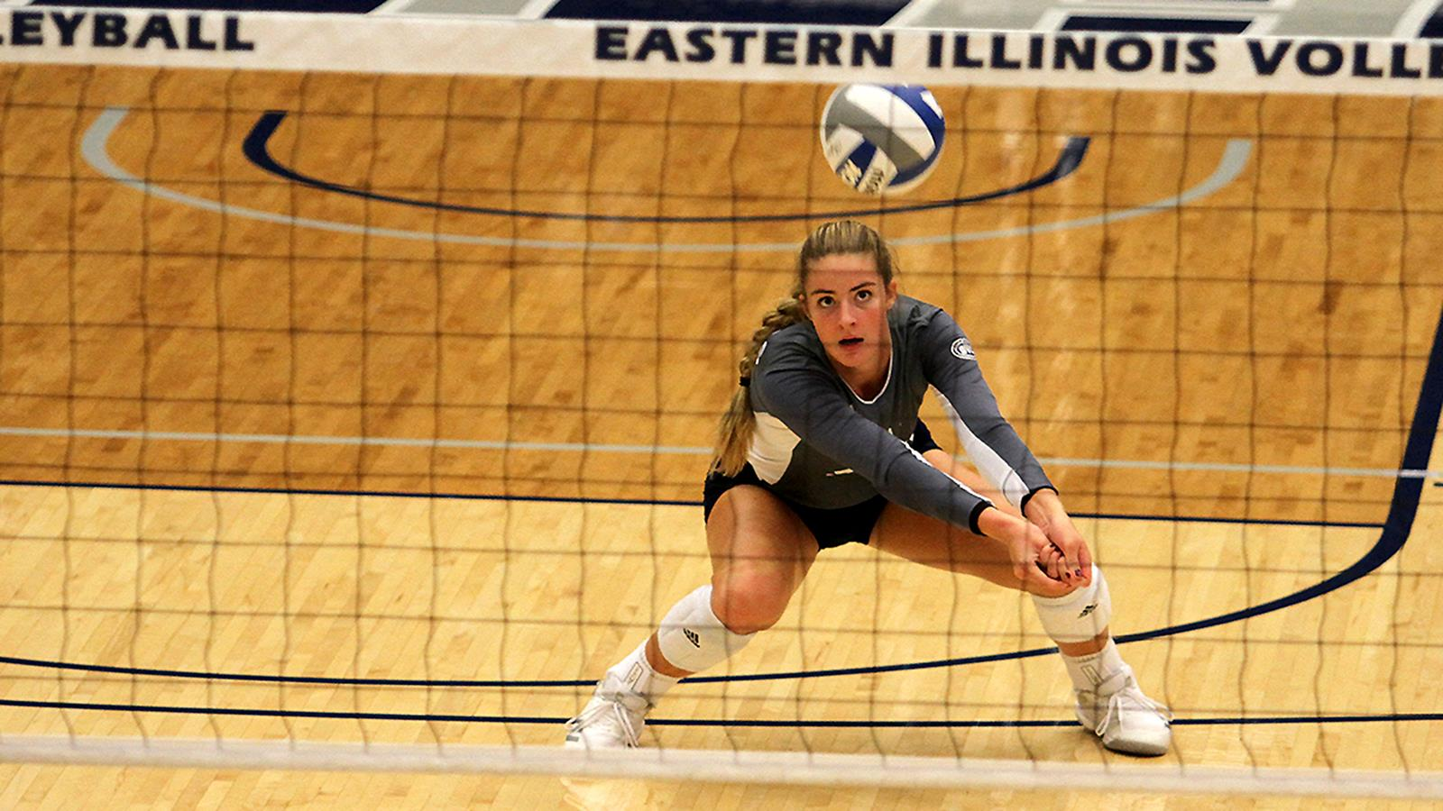 Volleyball Falls To Tennessee State   Eastern Illinois University 1600x900