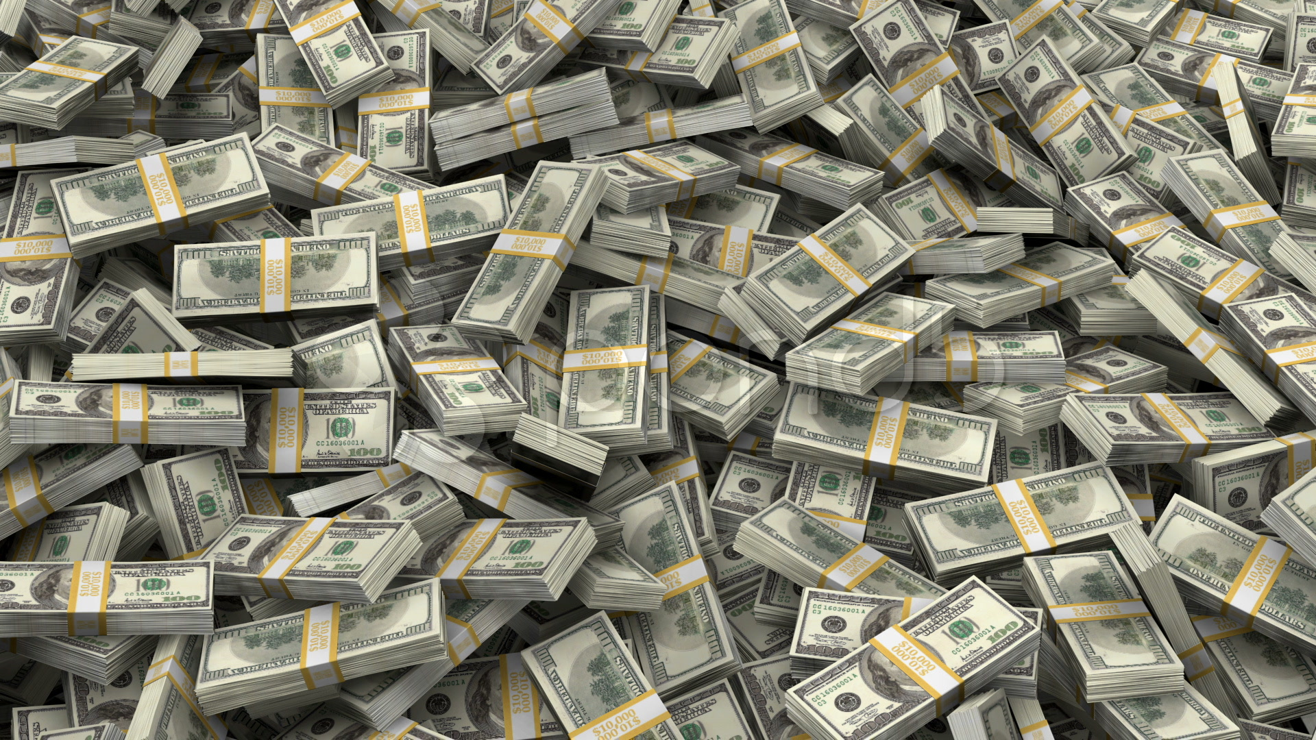 100 Dollar Bill Wallpaper Stock Photos and Pictures