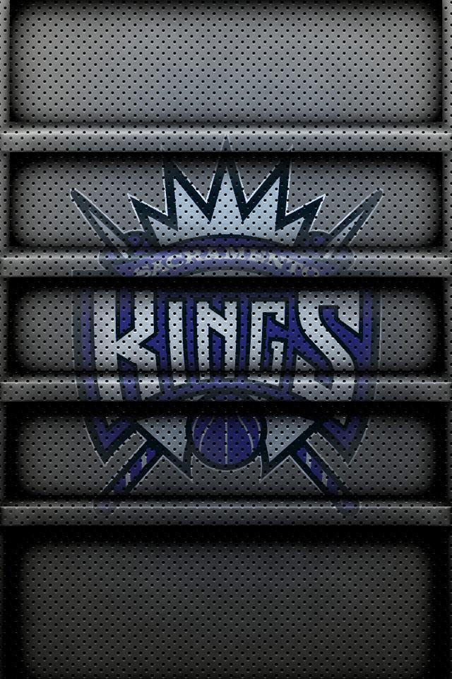 Sacramento Kings Shelf IPhone Wallpaper 640x960
