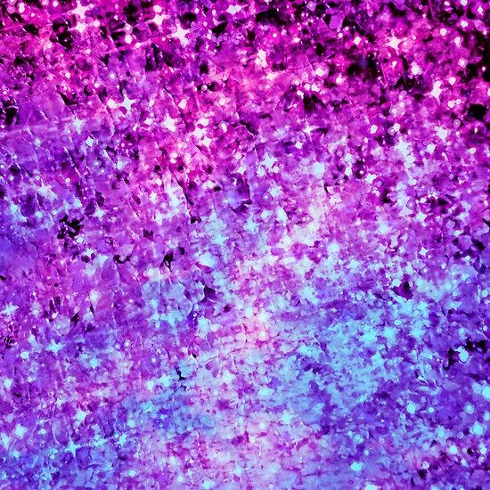 Purple And Blue Galaxy Purple royal blue elegant
