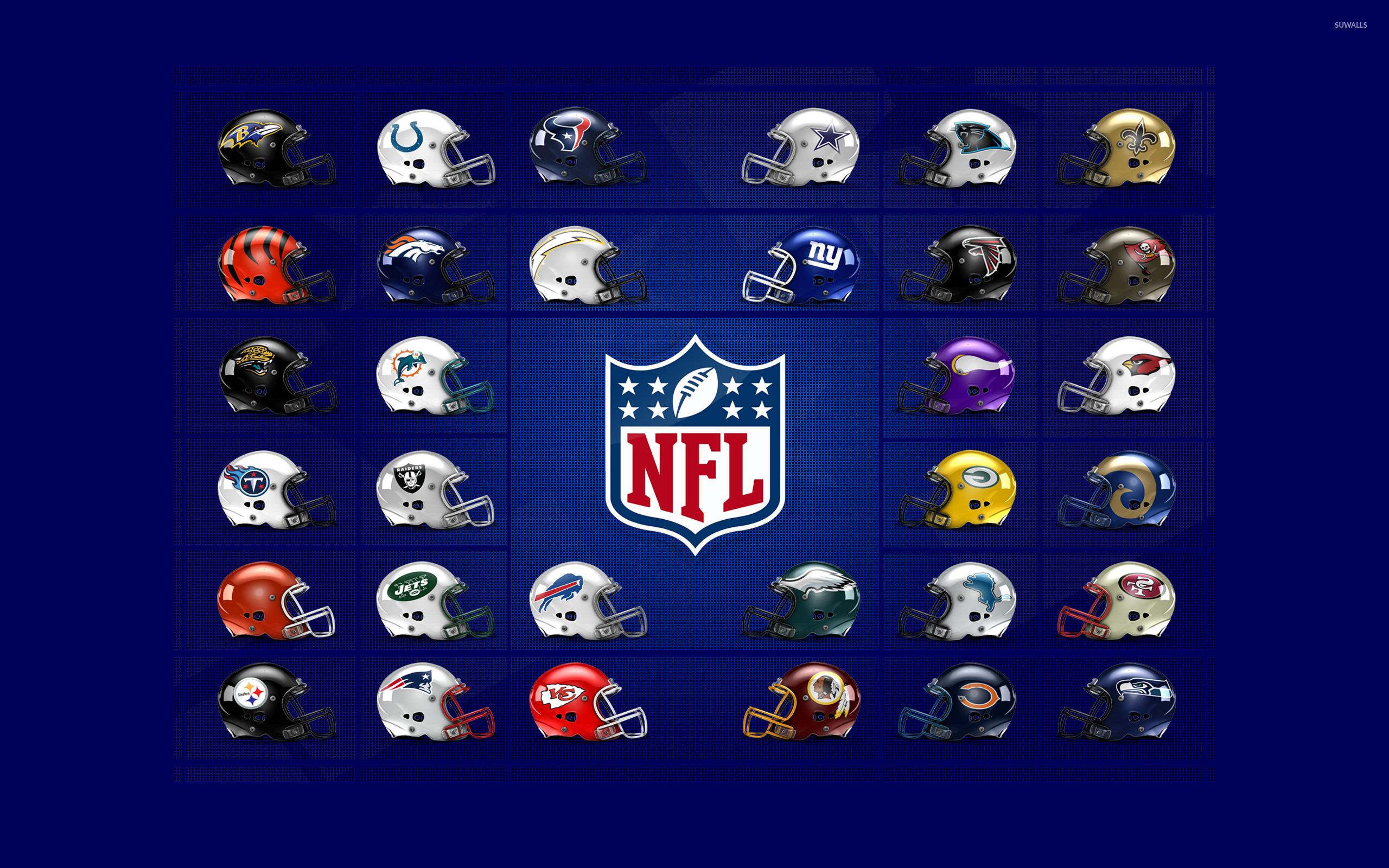 NFL Logos wallpaper   Sport wallpapers   21309 2560x1600
