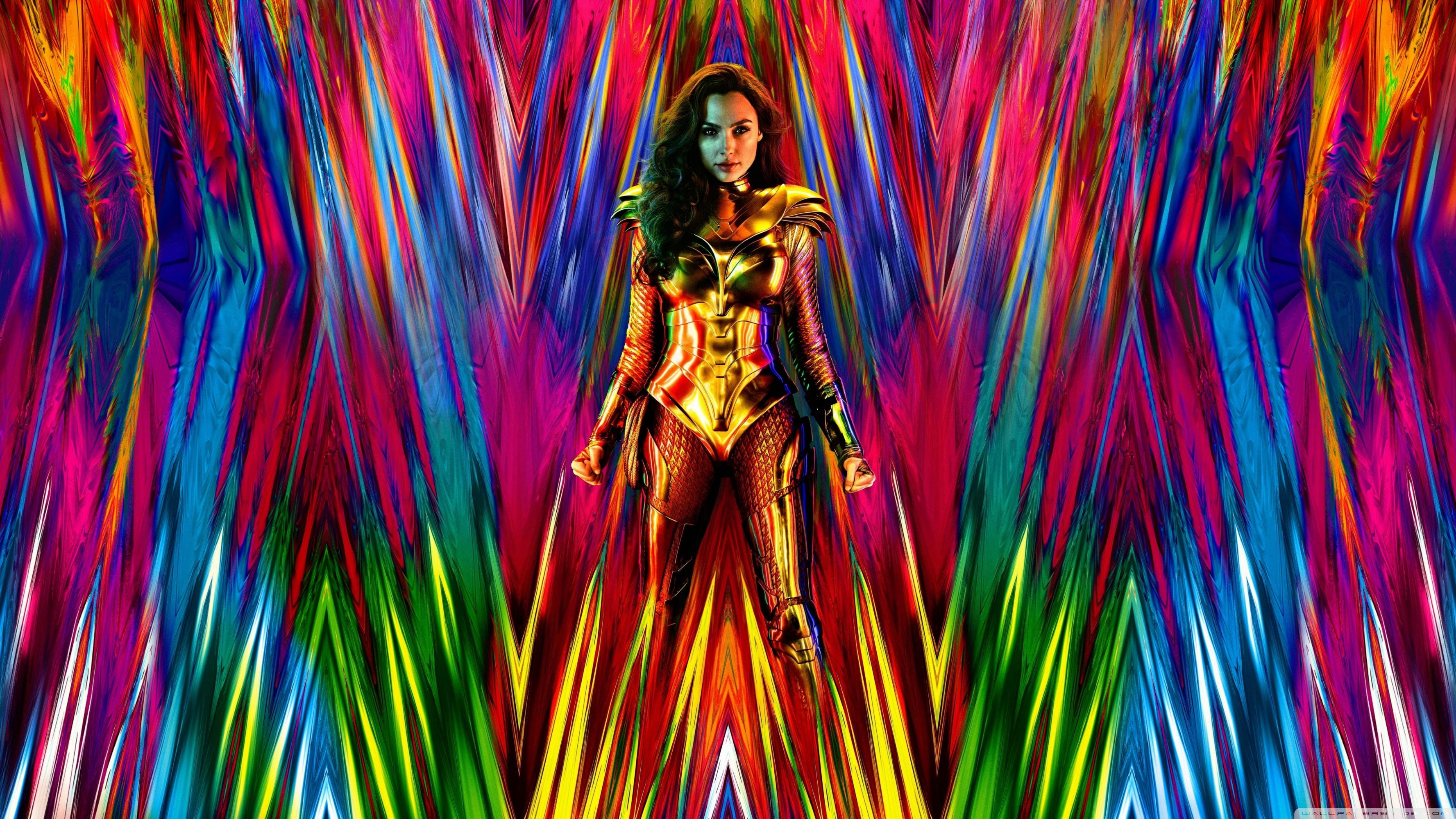 Wonder Woman 1984 Movie 2020 Ultra HD Desktop Background Wallpaper 3554x1999