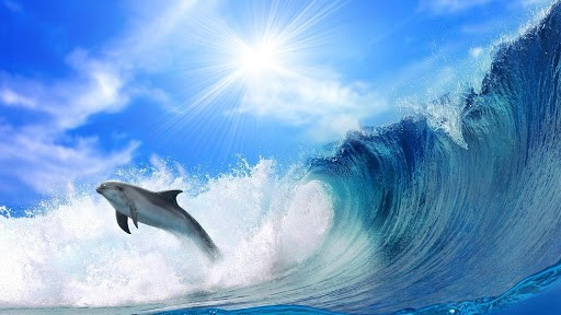 Download 3D Ocean Wave Live Wallpaper For Android By HandySoft 512x288