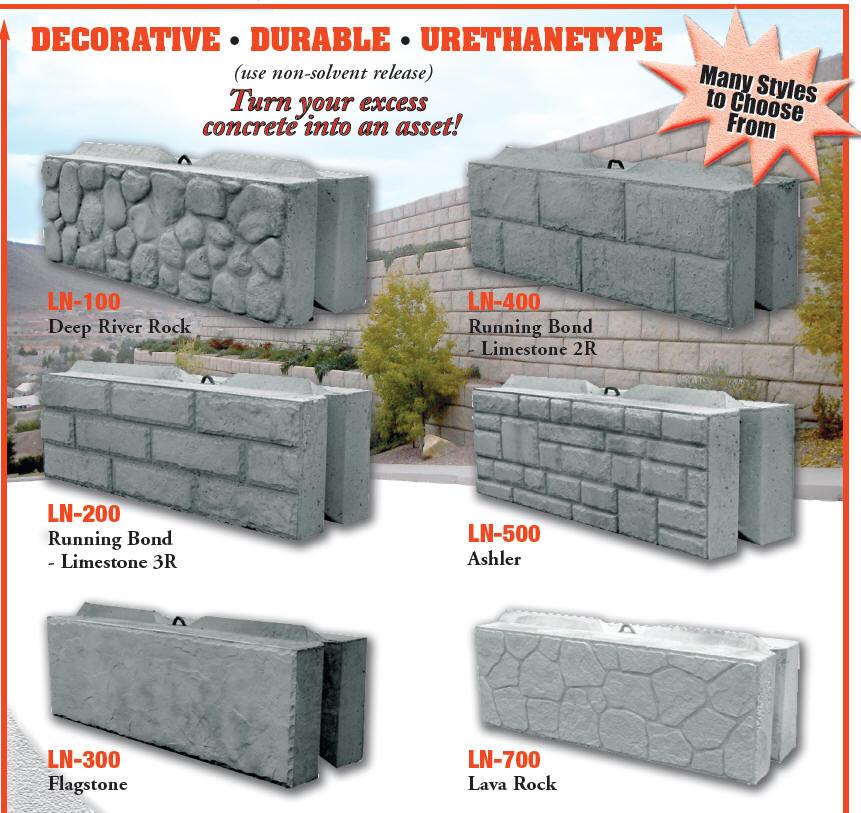 Free download Decorative Concrete Block Wall Leonard marr ...
