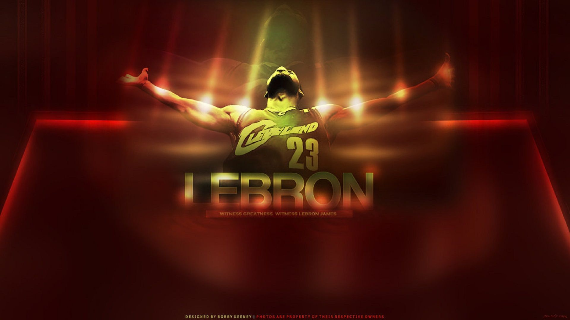 Free Download Lebron James Iphone Wallpaper Hd 1920x1080 For