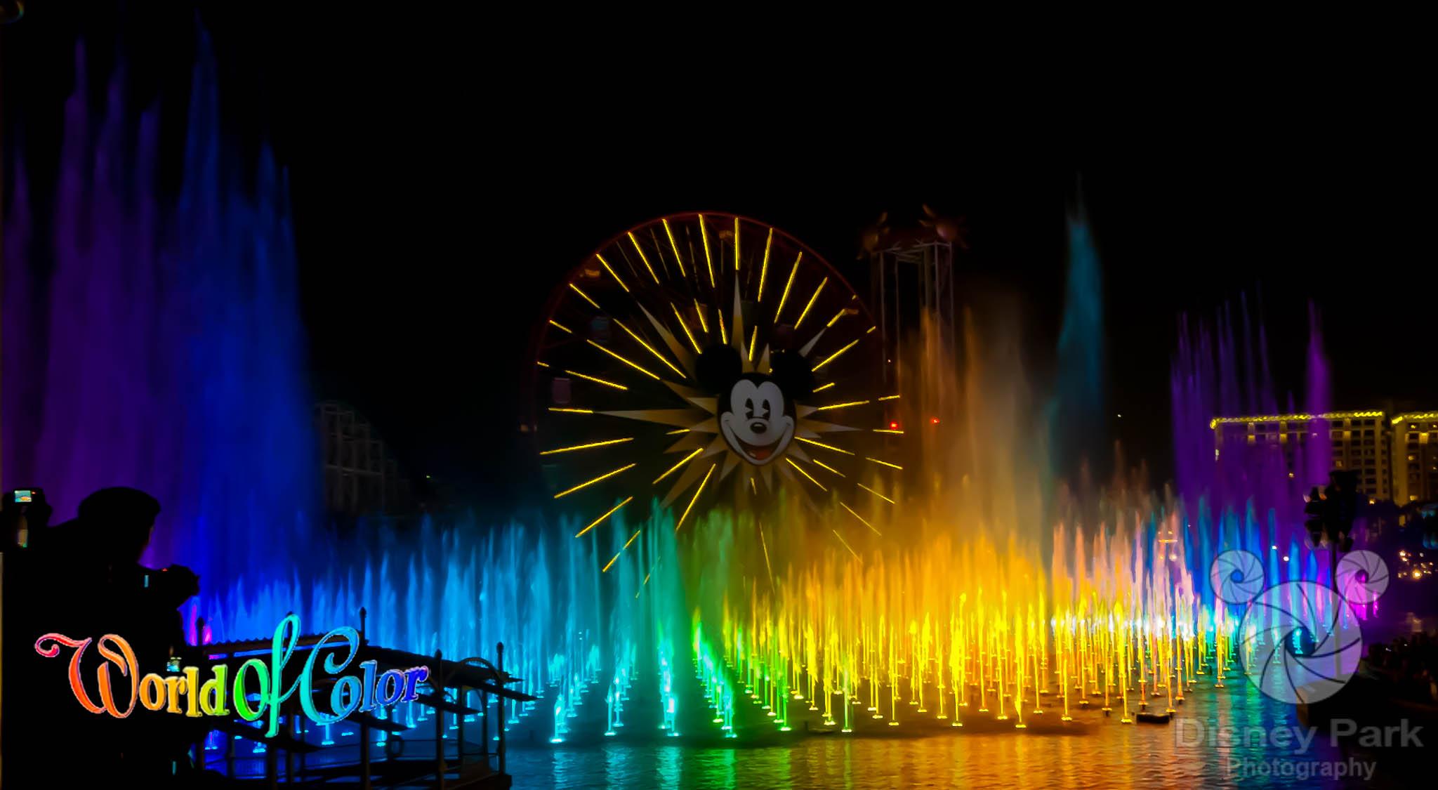 Disney Parks Wallpaper HD 2048x1125