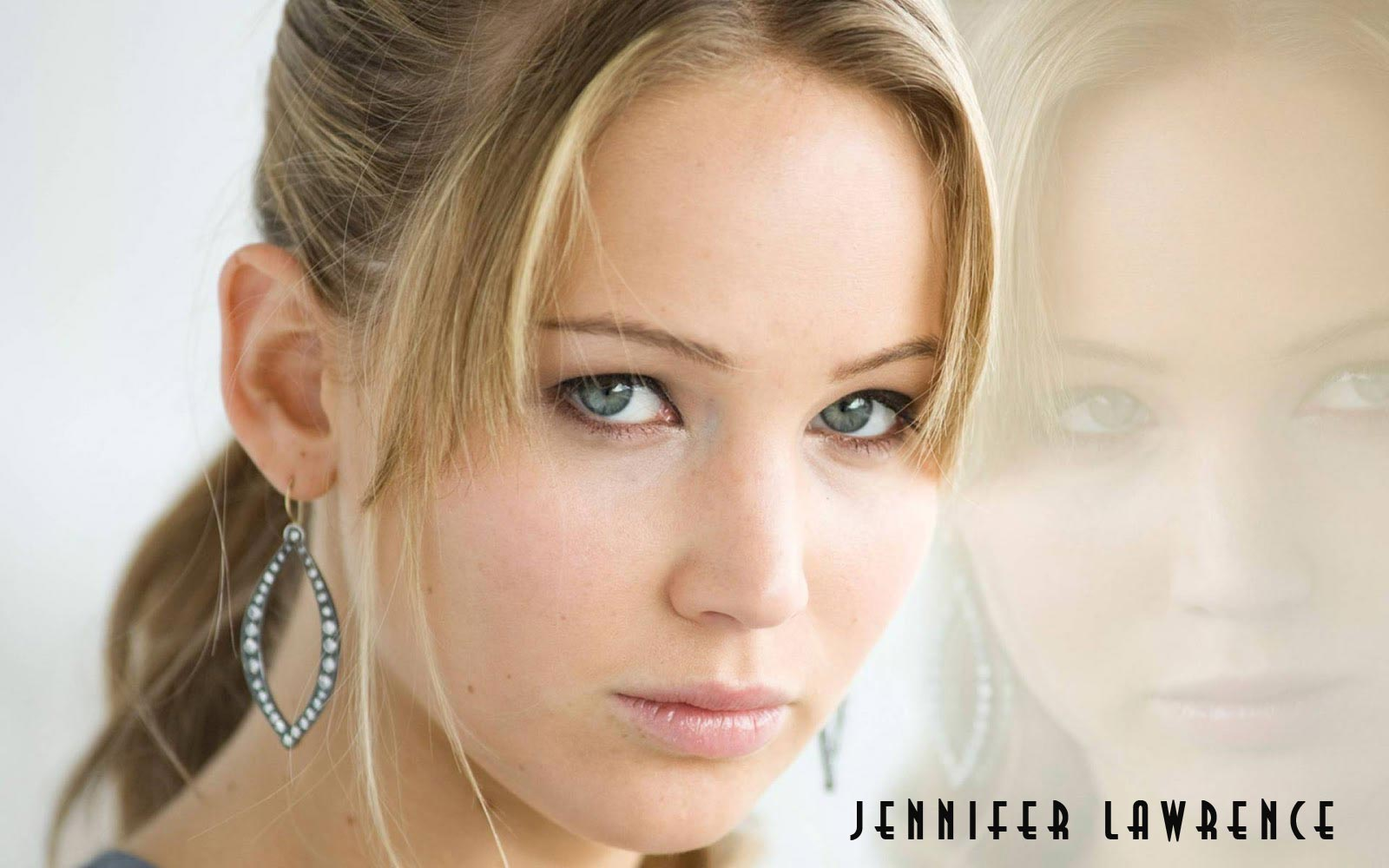Jennifer lawrence wallpaper High Quality WallpapersWallpaper 1600x1000
