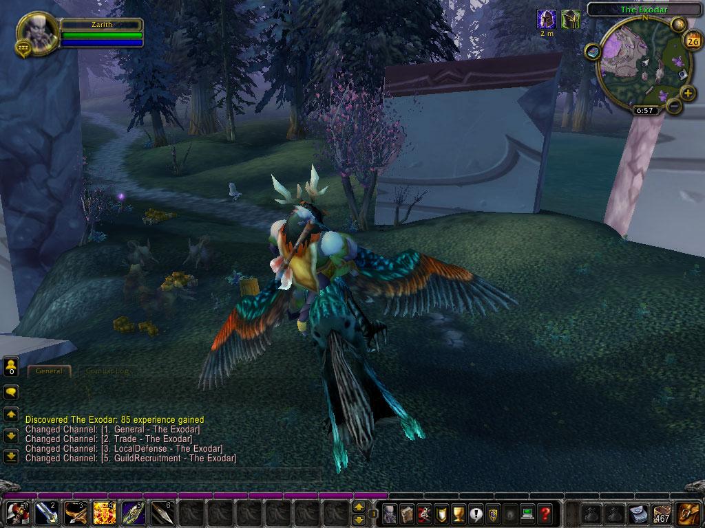 World of Warcraft WoW Scrnshot 1024x768