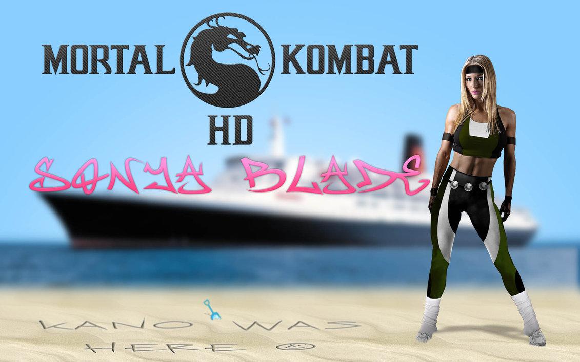 Sonya Blade by molim 1131x707