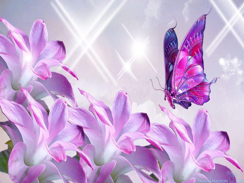 flowers devine wallpaper - photo #1