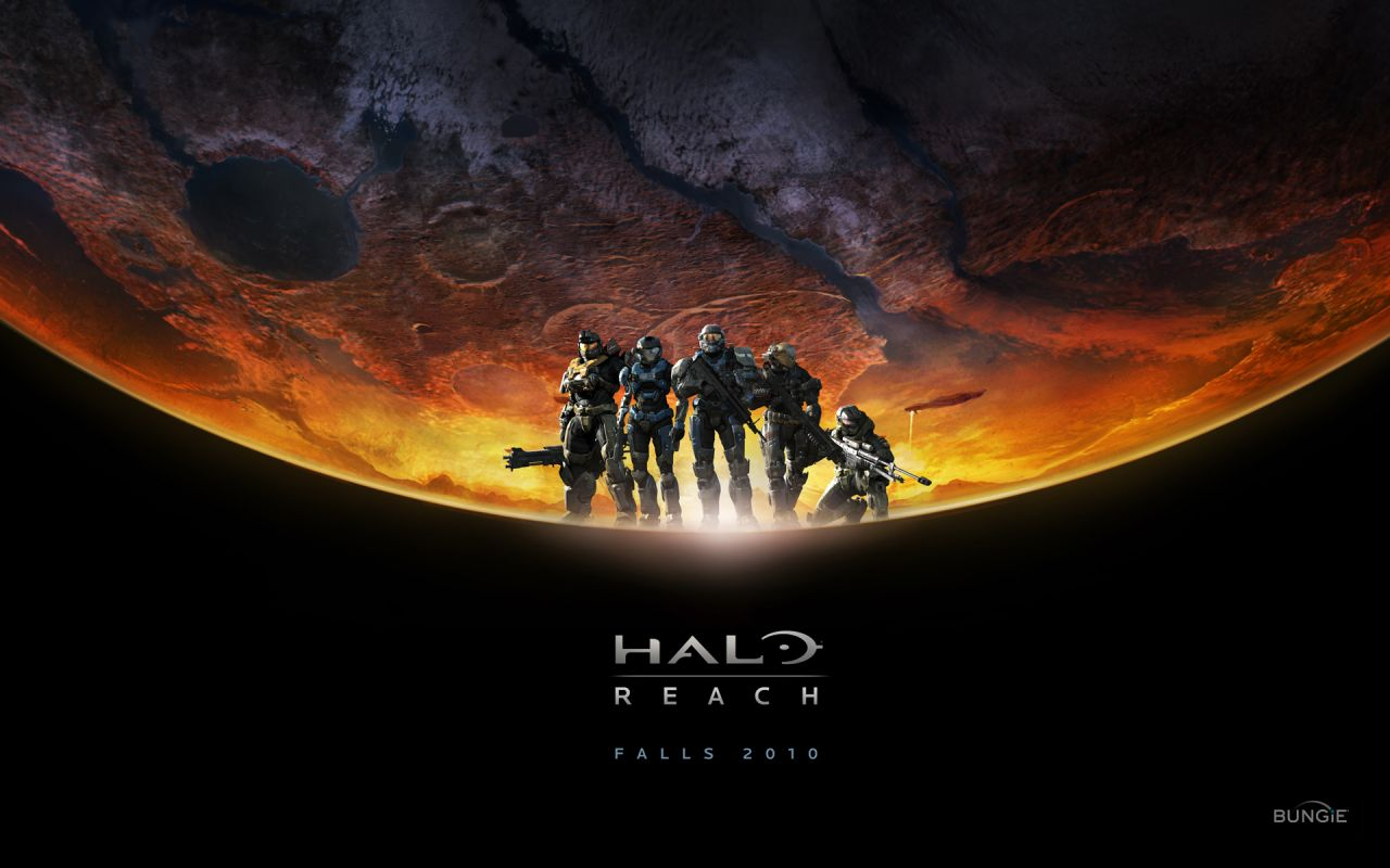 latest wallpapers cover halo 3 halo 3 odst and even halo reach a 1280x800