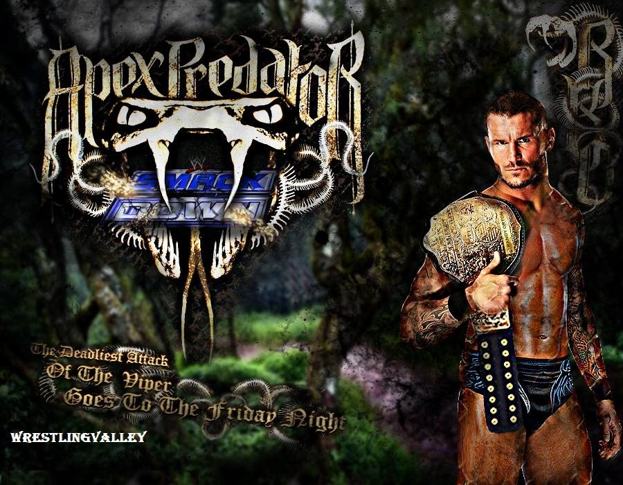 Randy Orton Apex Predator Logo Randy orton wallpaper 900x700