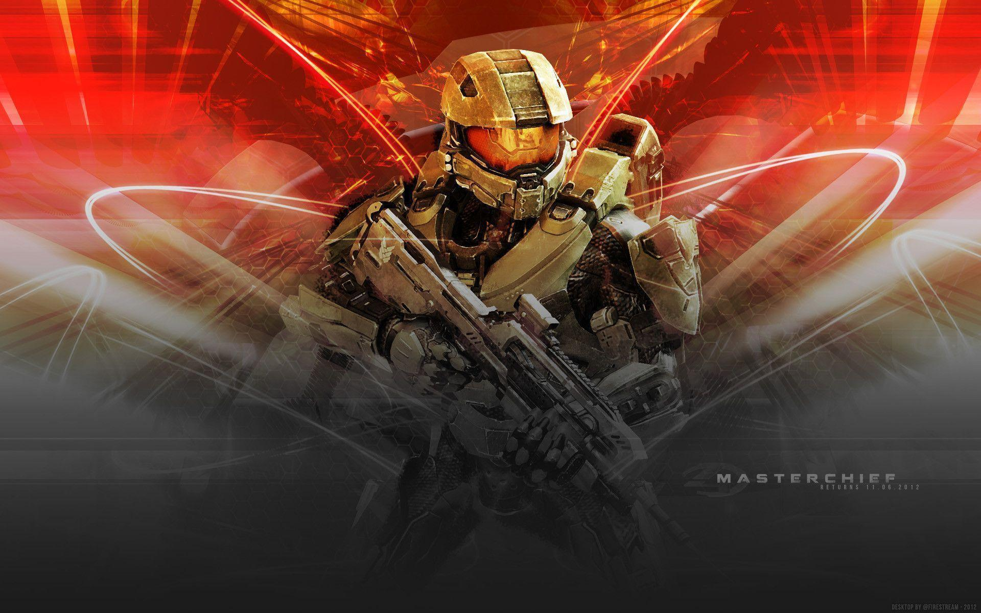 Cool Halo 4 Wallpapers 1920x1200