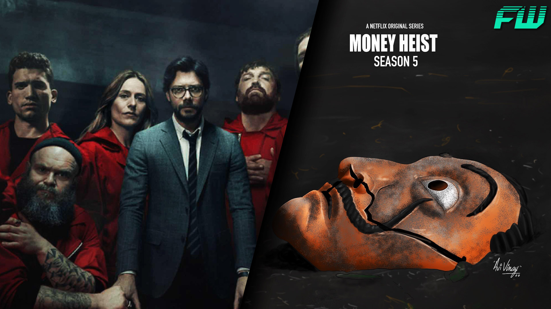Money Heist Everything You Need To Know About Season 5   FandomWire 1920x1080