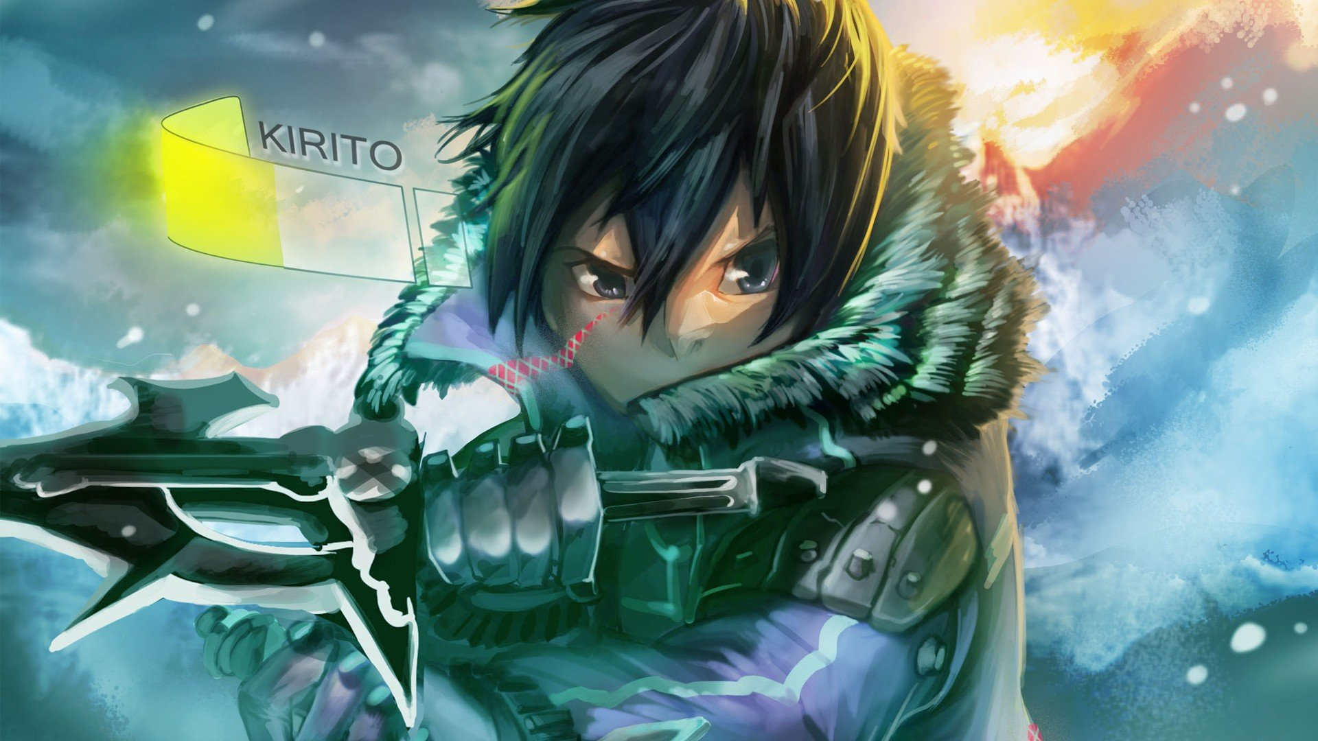 Top 10 Sword Art Online Swords - YouTube